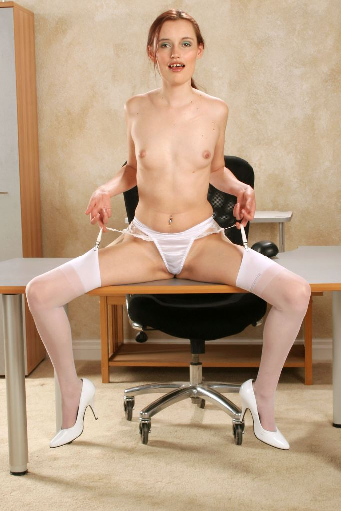 Complete solitude stocking and pantyhose office movies